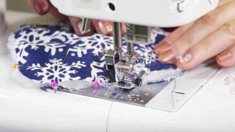 Machine stitched christmas gift ideas