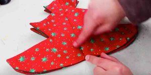 She Sews A Traditional Item That's Been Around For Many Years And You May Need One!