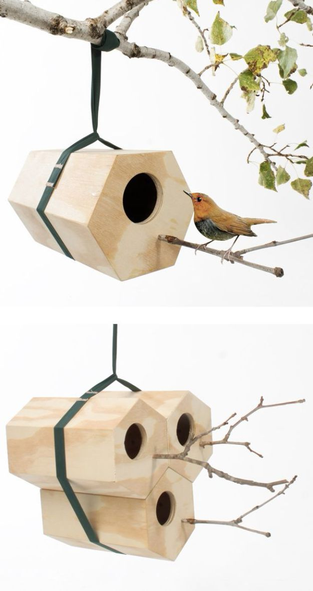34 Diy Bird Houses For Your New Feathered Friends