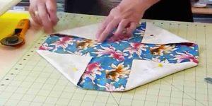Lotus Bag Sewing Project Tutorial