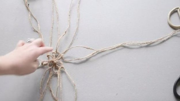 Macrame Crafts - Macrame Hanging Mason Jar - DIY Ideas and Easy Macrame Projects for Home Decor, Gifts and Wall Art - Cool Bracelets, Plant Holders, Beautiful Dream Catchers, Things To Make and Sell on Etsy, How To Make Knots for Your Macrame Craft Projects, Fun Ideas Even Kids and Teens Can Make #macrame #crafts #diyideas