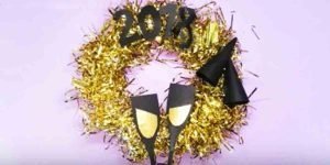 Watch How She Makes These Jaw-Dropping New Years Decorations For A Fabulous Celebration!