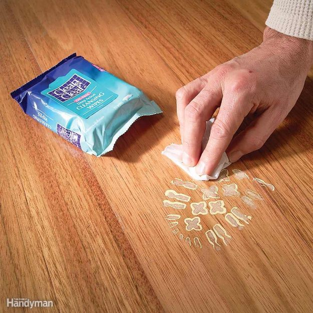 DIY Painting Hacks - Pimple Pads for Paint Cleanup - Easy Ways To Shortcut House Painting - Wall Prep, Painters Tape, Trim, Edging, Ceiling, Exterior Cutting In, Furniture and Crafts Paint Tips - Paint Your House Or Your Room With These Time Saving Painter Hacks and Quick Tricks http://diyjoy.com/diy-painting-hacks