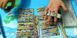 What She Makes Out Of The Newspapers Is Brilliant And Super Easy. Learn How!