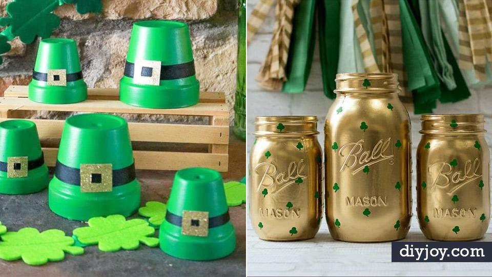 30 Easy St Patrick S Day Decor Ideas