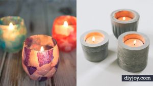 33 DIY Candle Holders To Light Up Your World