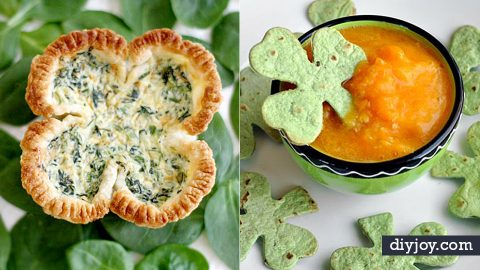 35 Best St Patrick's Day Recipes | DIY Joy Projects and Crafts Ideas