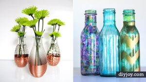 35 DIY Ideas for One Of A Kind Glassware
