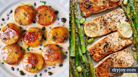 50 of our Favorite Low-Fat Recipes for 2018 | DIY Joy Projects and Crafts Ideas