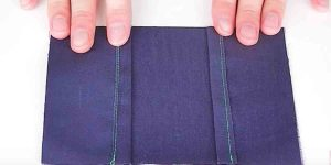 She Sews An Item That Is Frequently Used By Most Of Us And Couldn't Be Easier To Make!
