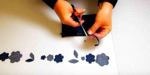 She Makes A Really Cool Item By Recycling A Pair Of Jeans. Watch!