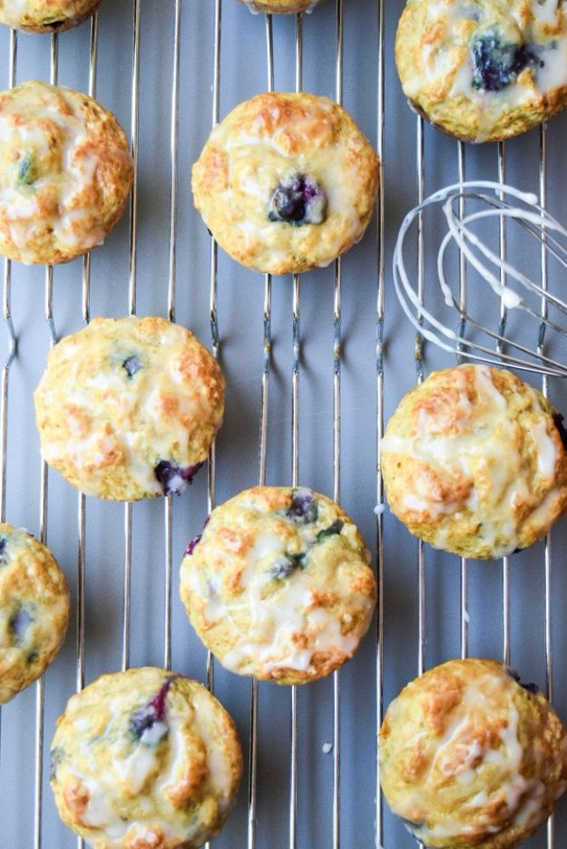Best Lowfat Recipes - Fat Free Blueberry Lemon Muffins - Easy Low fat and Healthy Recipe Ideas For Eating Well and Dieting, Weight Loss - Quick Breakfasts, Lunch, Dinner, Snack and Desserts - Foods with Chicken, Vegetables, Salad, Low Carb, Beef, Egg, Gluten Free http://diyjoy.com/best-lowfat-recipes