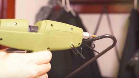 He Shares Some Brilliant Hot Glue Life Hacks You Definitely Need To Know About. Watch! | DIY Joy Projects and Crafts Ideas