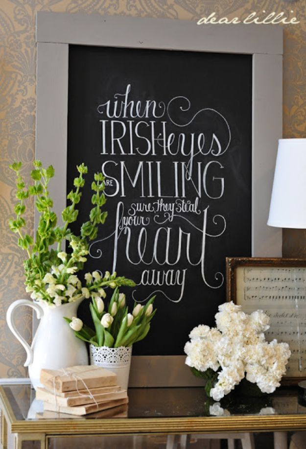 30 Easy St Patrick S Day Decor Ideas