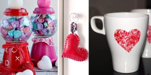50 Cool and Easy DIY Valentine's Day Gifts