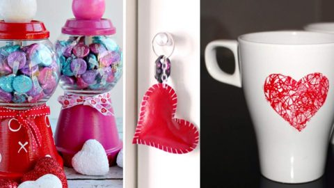 50 Easy DIY Valentine's Day Gifts | DIY Joy Projects and Crafts Ideas