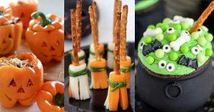 50 Halloween Party Snacks