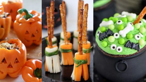 50 Halloween Party Snacks | DIY Joy Projects and Crafts Ideas