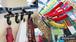 35 Genius DIY Car Organizing Ideas