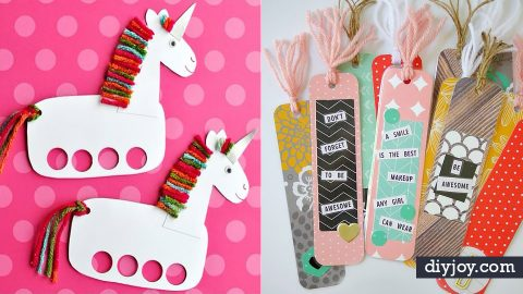 50 Cutest Crafts for Girls to Make | DIY Joy Projects and Crafts Ideas