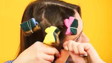 9 Ways To Create An Amazing, Stylish Hairstyle At Home. Learn How! | DIY Joy Projects and Crafts Ideas