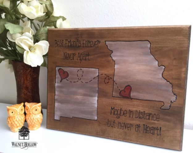 40 Cool State Crafts To Show Your Love For Where You Live