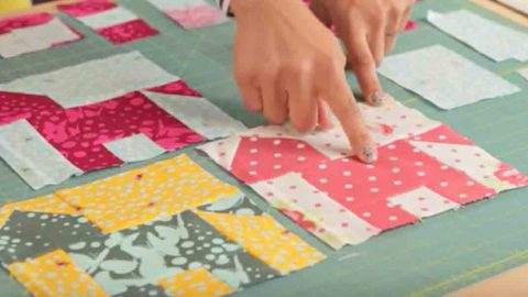 "These Quilt Blocks Give The Term ""Hold Your Horses"" A Whole New Meaning! 