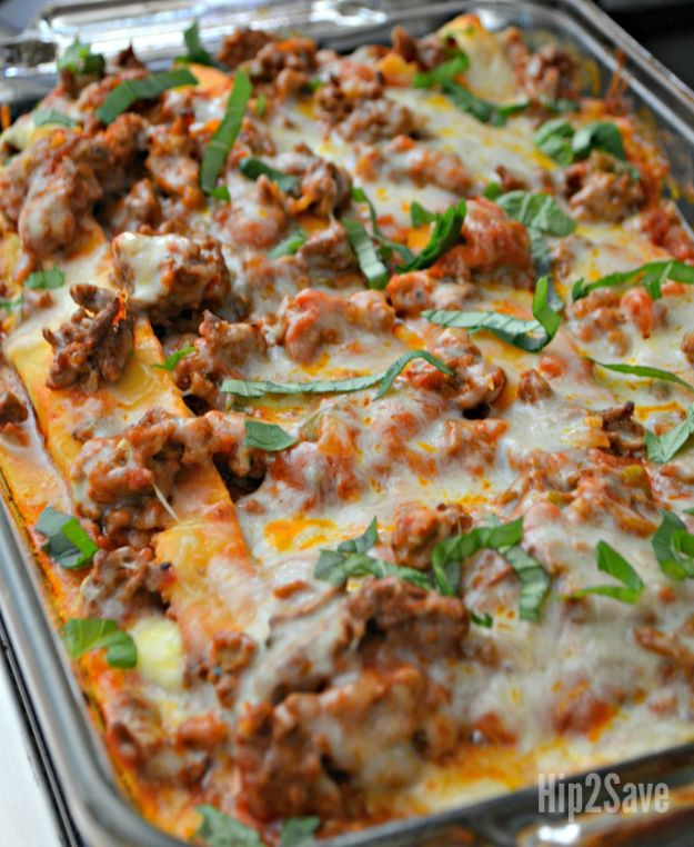Best Keto Recipes Ground Beef Casserole- Low Carb Dinners - Keto Lasagna Recipe- Easy Ketogenic Recipe Ideas for Lunch or Dinner - Quick Casserole Ideas for Keto Diet - How to Make Keto Lasagna