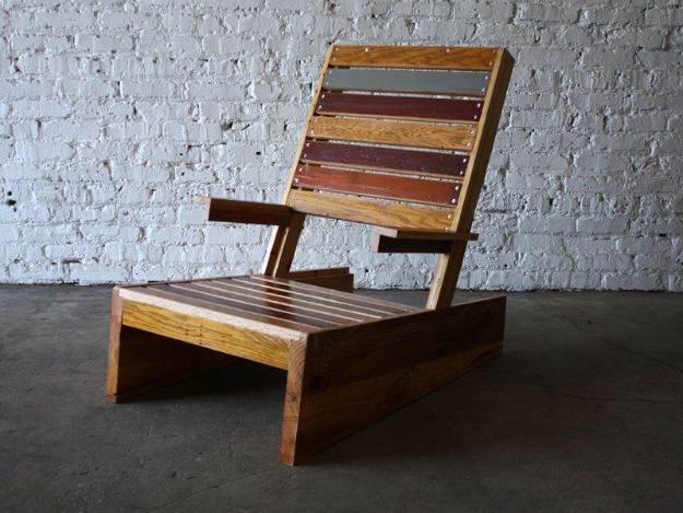 DIY Patio Furniture Ideas - Scrap Adirondack Chair - Cheap Do It Yourself Porch and Easy Backyard Furniture, Rocking Chairs, Swings, Benches, Stools and Seating Tutorials - Dining Tables from Pallets, Cinder Blocks and Upcyle Ideas - Sectional Couch Plans With Cushions - Makeover Tips for Existing Furniture #diyideas #outdoors #diy #backyardideas #diyfurniture #patio #diyjoy http://diyjoy.com/diy-patio-furniture-ideas