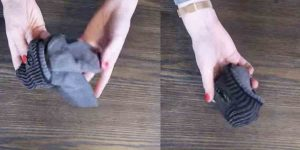 These Are Some Brilliant Folding Tips For Saving Space In Your Drawers. Watch!