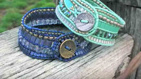 Watch How She Makes These Incredible Bracelets And Save Some Money!   DIY Joy Projects and Crafts Ideas