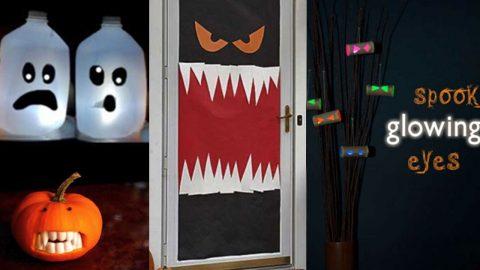 26 DIY Halloween Decorations   DIY Joy Projects and Crafts Ideas