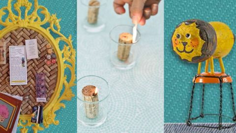 50 Wine Cork Crafts – DIY Projects With Wine Corks | DIY Joy Projects and Crafts Ideas