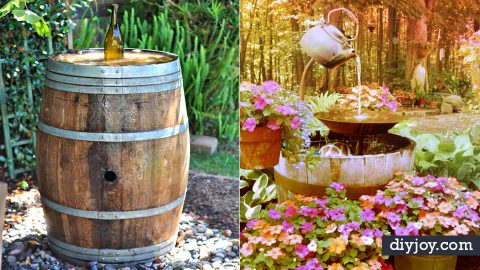 35 DIY Fountains | DIY Joy Projects and Crafts Ideas