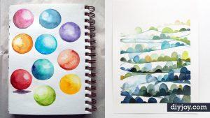 36 Watercolor Tutorials