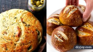 50 Recipes for Homemade Bread & Rolls