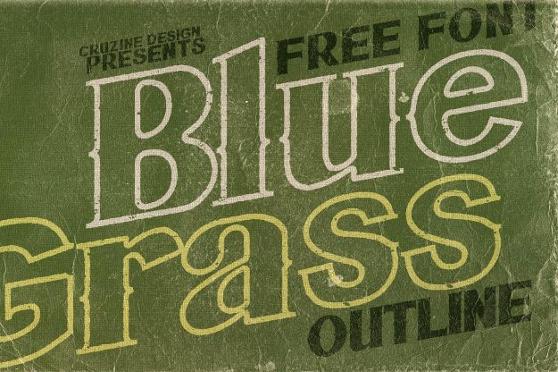 Best Free Fonts To Download for Crafts and DIY Projects - Blue Grass - Cute, Cool and Professional Looking Font Ideas for Teachers, Crafters and Wedding Decor - Calligraphy, Script, Sans Serif, Handwriting and Vintage Chalkboard Fonts for A Rustic Look - Fun Cricut and Silhouette Downloads - Printables for Signs and Invitations http://diyjoy.com/best-free-fonts