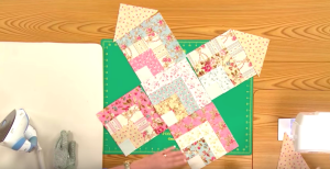 A Quilt Pattern That Looks Woven, With No Weaving Required. Gorgeous!