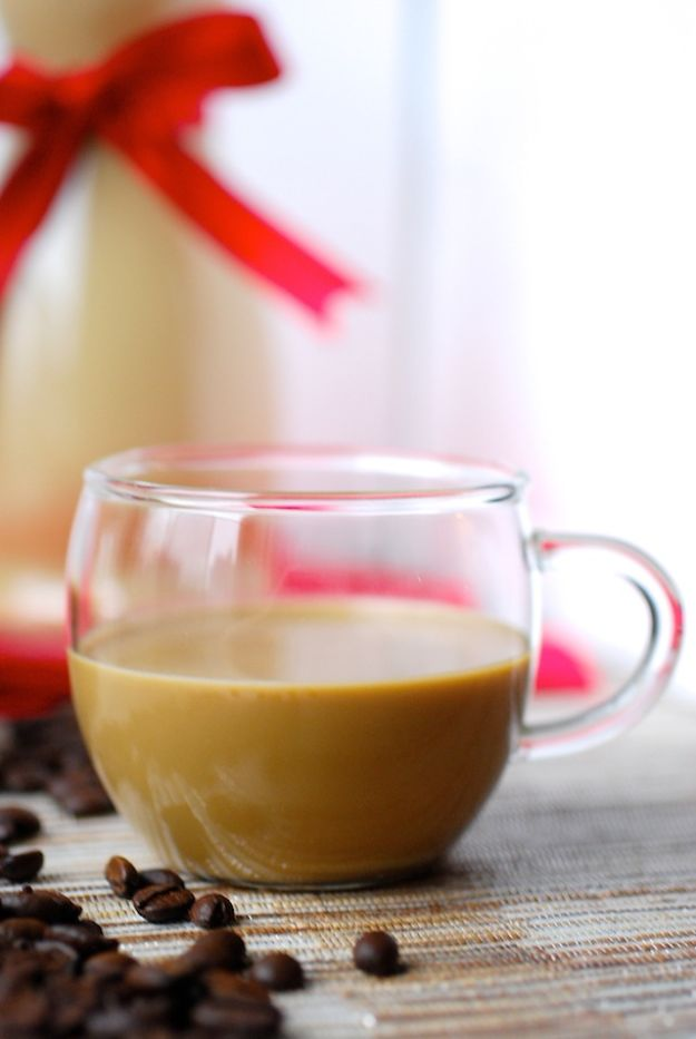 Coffee Drink Recipes - Coffee Coquito - Easy Drinks and Coffees To Make At Home - Frozen, Iced, Cold Brew and Hot Coffee Recipe Ideas - Sugar Free, Low Fat and Blended Drinks - Mocha, Frappucino, Caramel, Chocolate, Latte and Americano - Flavored Coffee, Liqueur and After Dinner Drinks With Alcohol, Dessert Ideas for Parties #coffeedrinks #coffeerecipes #coffee #drinkrecipes
