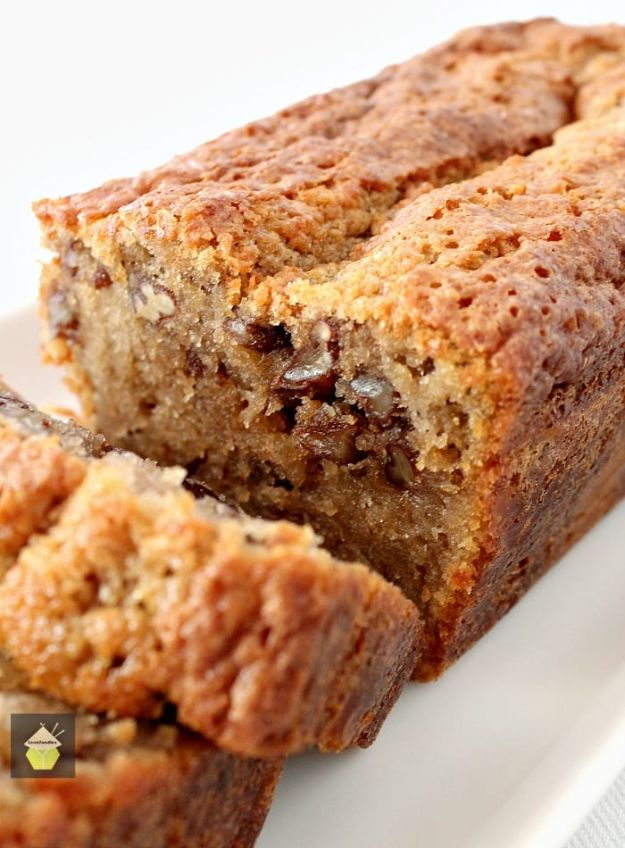 Coffee Drink Recipes - Coffee Pecan Pound Cake - Easy Drinks and Coffees To Make At Home - Frozen, Iced, Cold Brew and Hot Coffee Recipe Ideas - Sugar Free, Low Fat and Blended Drinks - Mocha, Frappucino, Caramel, Chocolate, Latte and Americano - Flavored Coffee, Liqueur and After Dinner Drinks With Alcohol, Dessert Ideas for Parties #coffeedrinks #coffeerecipes #coffee #drinkrecipes