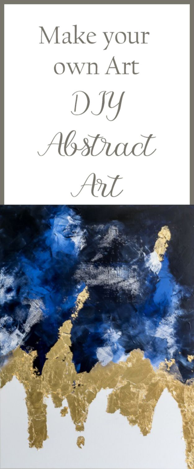 Acrylic Painting Tutorials and Techniques - DIY Abstract Art - How To Paint With Acrylic Paint- DIY Acrylic Painting Ideas on Canvas - Make Flowers, Ocean, Sky, Abstract People, Landscapes, Buildings, Animals, Portraits, Sunset With Acrylics - Step by Step Art Lessons for Beginners - Easy Video Tutorials and How To for Acrylic Paintings #art #acrylic #diyart #artlessons #painting http://diyjoy.com/acrylic-painting-tutorials