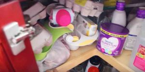 She Shares Her Clever And Easy Dollar Tree Organizing Ideas. Watch!