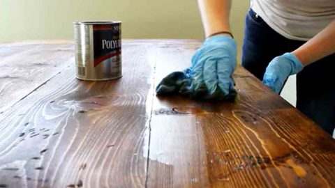 Watch How They Make This Fabulous Farmhouse Table For $50! | DIY Joy Projects and Crafts Ideas