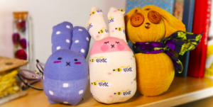 How to Make Sock Bunnies