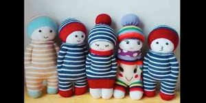 How to Make Sock Dolls