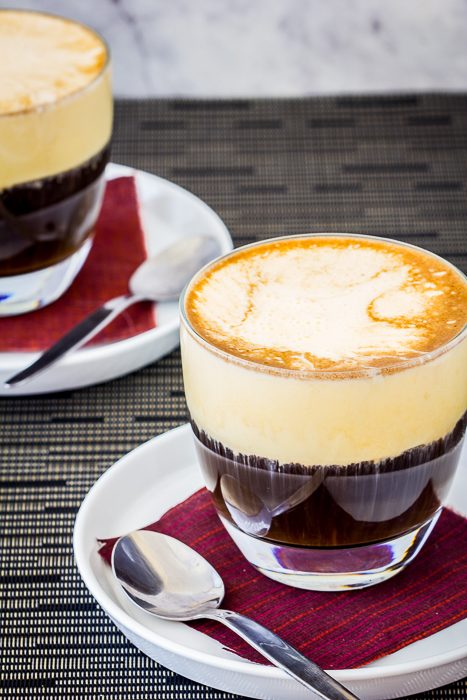 Coffee Drink Recipes - Vietnamese Egg Coffee - Easy Drinks and Coffees To Make At Home - Frozen, Iced, Cold Brew and Hot Coffee Recipe Ideas - Sugar Free, Low Fat and Blended Drinks - Mocha, Frappucino, Caramel, Chocolate, Latte and Americano - Flavored Coffee, Liqueur and After Dinner Drinks With Alcohol, Dessert Ideas for Parties #coffeedrinks #coffeerecipes #coffee #drinkrecipes
