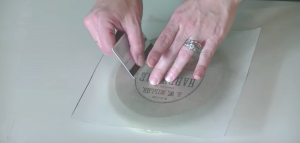 If You Haven't Tried This Technique With Wax Paper You'll Be Amazed At What You Can Do!
