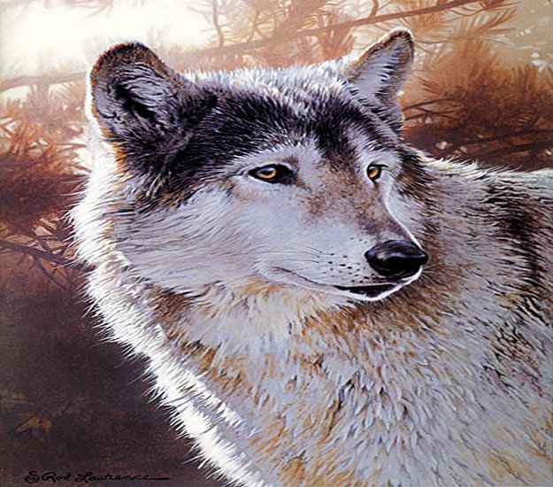 Acrylic Painting Tutorials and Techniques - Wolf Wildlife Acrylic Art Demo- How To Paint With Acrylic Paint- DIY Acrylic Painting Ideas on Canvas - Make Flowers, Ocean, Sky, Abstract People, Landscapes, Buildings, Animals, Portraits, Sunset With Acrylics - Step by Step Art Lessons for Beginners - Easy Video Tutorials and How To for Acrylic Paintings #art #acrylic #diyart #artlessons #painting http://diyjoy.com/acrylic-painting-tutorials