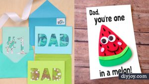 40 Thoughtful DIY Father's Day Cards