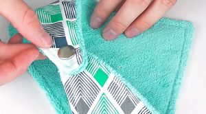 Every Parent Needs To Know How To Make These Easy Bandana Bibs